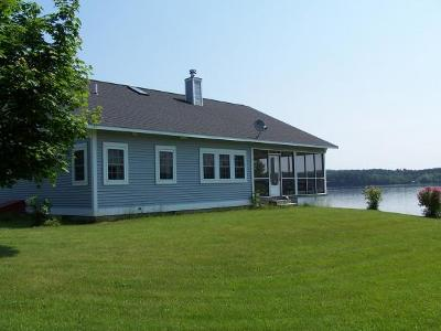 Orleans County Single Family Home For Sale: 258 Fishing Access Road
