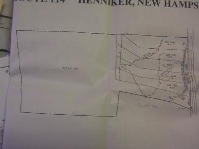 Henniker Residential Lots & Land For Sale: 742b Quarry Hill Court