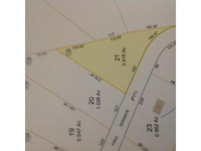 Carroll County Residential Lots & Land For Sale: 21 Hall Terrace