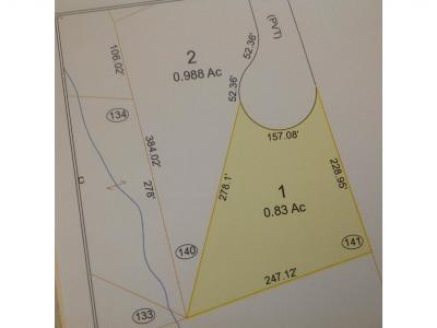 Carroll County Residential Lots & Land For Sale: 1 Hall Terrace
