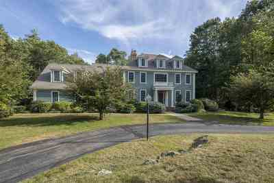 North Hampton Single Family Home For Sale: 5 Cotton Farm Lane