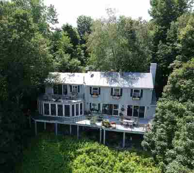 Single Family Home For Sale: 130 Sugar House Hill Road North Road
