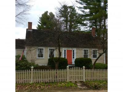 Goffstown Single Family Home For Sale: 15 Lesnyk Road