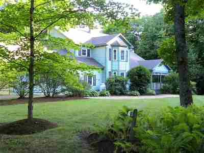 Caledonia County Single Family Home For Sale: 504 Mooney Road