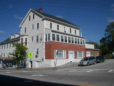 Concord Commercial Lease For Lease: 1 Merrimack St. Street