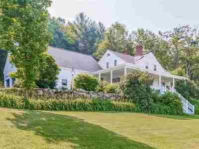 Gilford Single Family Home For Sale: 125 Potter Hill Road