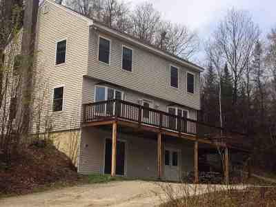 Washington Single Family Home For Sale: 783 N Main Street