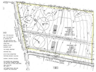 Antrim Residential Lots & Land For Sale: Turner Hill Road