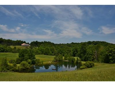 Woodstock Single Family Home Active Under Contract: 1239 Peterkin Hill Road