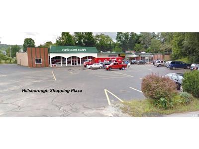 Hillsborough Commercial Lease For Lease: 53 Henniker Street #1,350 sf