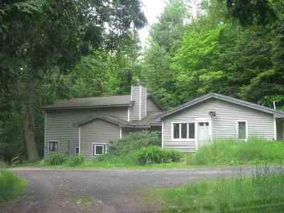 Colchester Multi Family Home For Sale: 660 Jasper Mine Road