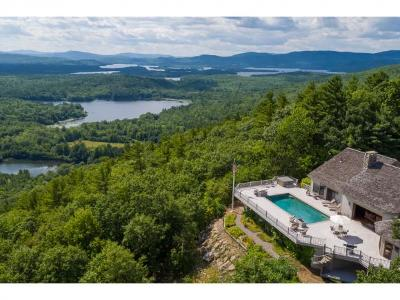 Moultonborough Single Family Home For Sale: 304 Red Hill Road