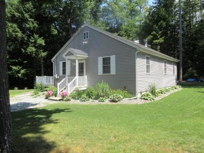 Antrim Single Family Home For Sale: 43 Wheelers Cove