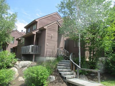 Waterville Valley Condo/Townhouse For Sale: 13 Forest Rim Way #F-2