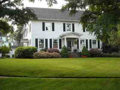 St. Albans City Single Family Home For Sale: 49 Smith Street