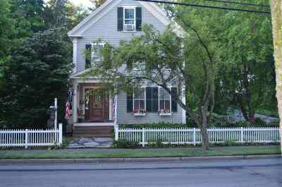 Woodstock Single Family Home For Sale: 43 Pleasant Street