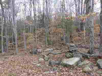 Center Harbor Residential Lots & Land For Sale: 215-10.4 Red Hill Farm Road