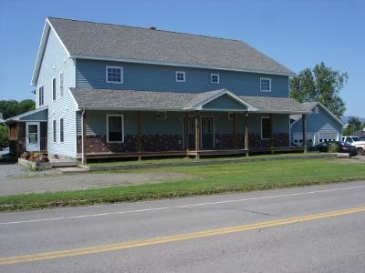 Orleans County Multi Family Home For Sale: 4029 Vt Route 105
