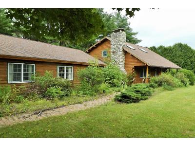 Groton Single Family Home For Sale: 2312 Scotts Highway
