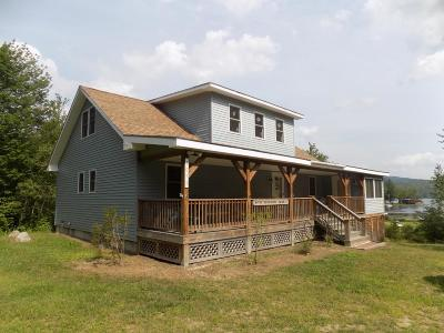 Caledonia County Single Family Home For Sale: 1052 Boulder Beach Road