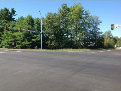 Strafford County Residential Lots & Land For Sale: Route 125/Tolend Intersection