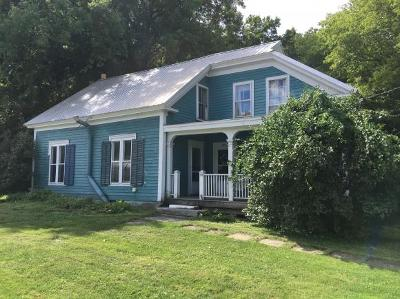 Pittsford Single Family Home For Sale: 32 Vt Route 3