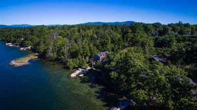 Moultonborough Single Family Home For Sale: 35 Windy Point Road