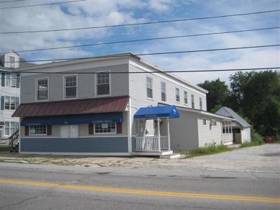 Rutland, Rutland City Commercial For Sale: 86 Strongs Avenue