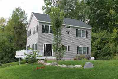 Chittenden Single Family Home For Sale: 55 Stoney Hill