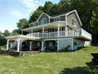 Colchester Single Family Home For Sale: 1668 East Road