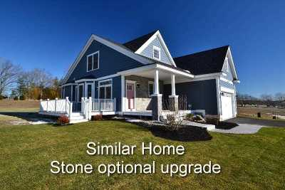 Rochester Single Family Home For Sale: Lot 2 Chesley Hill Road #2