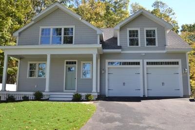 Stratham Single Family Home For Sale: 5 Market Street (Lot 18) #18