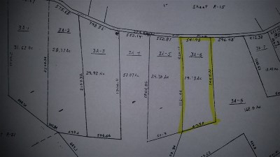 Lancaster Residential Lots & Land For Sale: 3a-6 Stebbins Hill Road