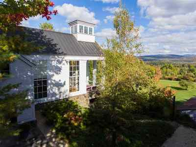 Westford Single Family Home For Sale: 189 Woods Hollow Road