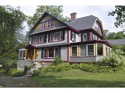 Tilton Single Family Home For Sale: 40 Chestnut Street