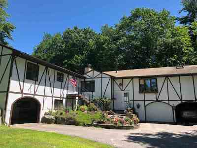 Gilford Single Family Home For Sale: 8 Flower Drive