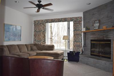 Cambridge Condo/Townhouse For Sale: Trailside Executive 16 At Smugglers' Notch Resort
