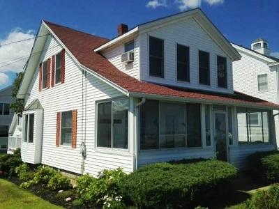 Hampton Single Family Home For Sale: 831 Ocean Boulevard