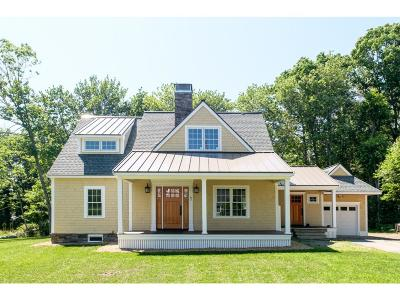 North Hampton Single Family Home Active Under Contract: 62 Woodland Road