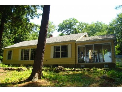 Moultonborough Rental For Rent: 105 Red Hill Road