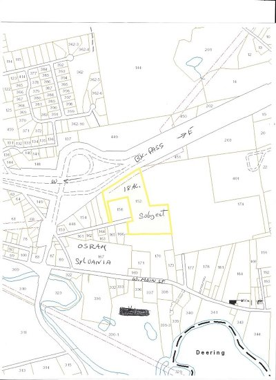 Hillsborough Residential Lots & Land For Sale: Harvey Way #Map 11O,