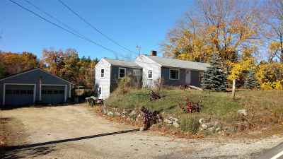Amherst Single Family Home Active Under Contract: 137 Hollis Road