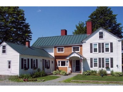 Single Family Home Active Under Contract: 474 Vt Route 25