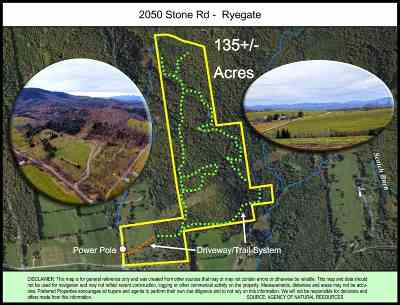 Ryegate Residential Lots & Land Active Under Contract: 2050 Stone Road