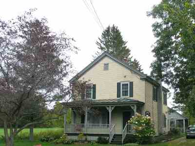 Haverhill Single Family Home For Sale: 194 Darthmouth College Highway