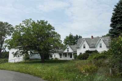 Hooksett Single Family Home For Sale: 39 Pine Street #Lot 7/3