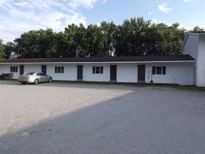 Swanton Multi Family Home For Sale: 325 North River Street