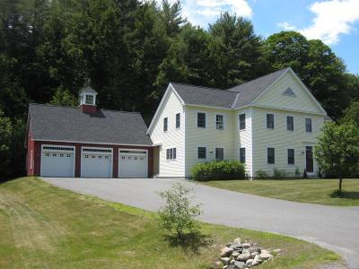 Norwich VT Single Family Home Closed: $629,000