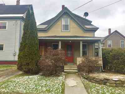 Caledonia County Multi Family Home For Sale: 63 Mount Pleasant Street