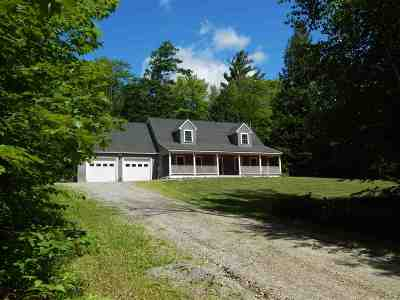 Newbury Single Family Home For Sale: 135 Winding Brook Road